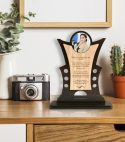 Personalised Wooden Momento.