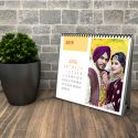 Personalised Table Calendar