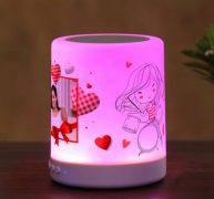Personalised LED Bluetooth Speaker