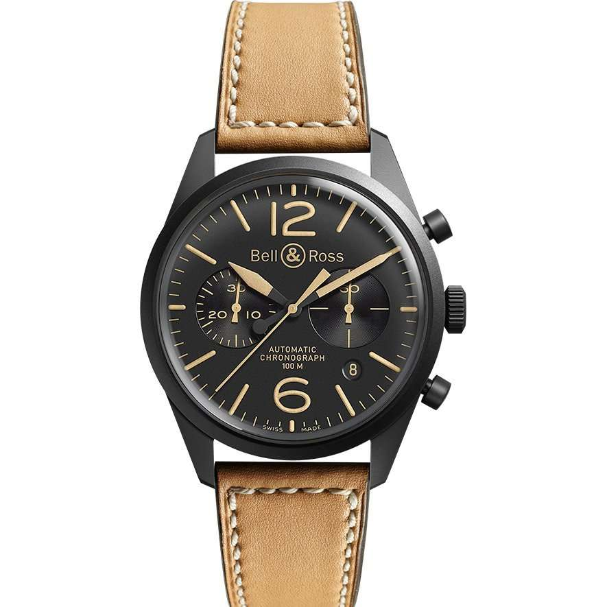 BELL AND ROSS – BRV126-HERITAGE – Luxury Watches for Men Online